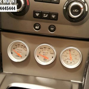 Push Start Button Kit And Mounting Fascia For Fg to Fgx Fords