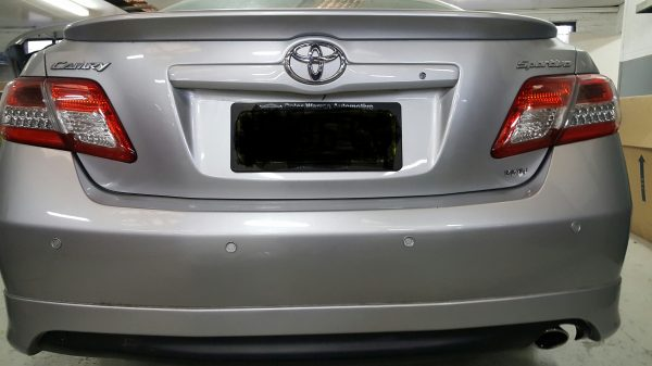 Reverse sensors supplied fitted in Sydney to your door