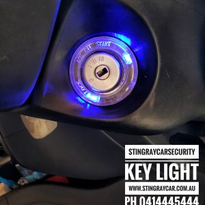 ford ranger px1 px2 everest mazda bt50 key light