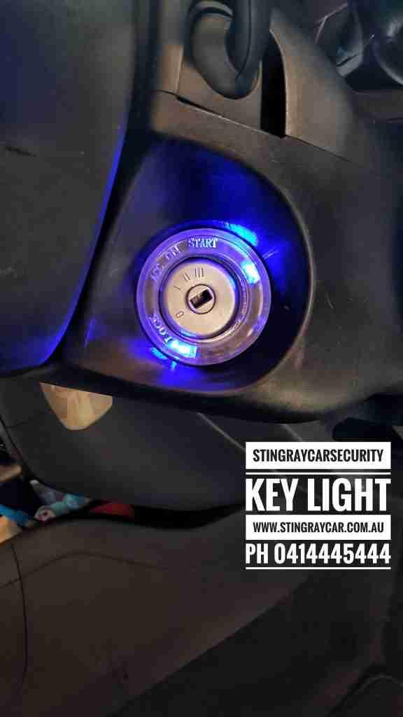 ford ranger px1 px2 everest mazda bt50 key light